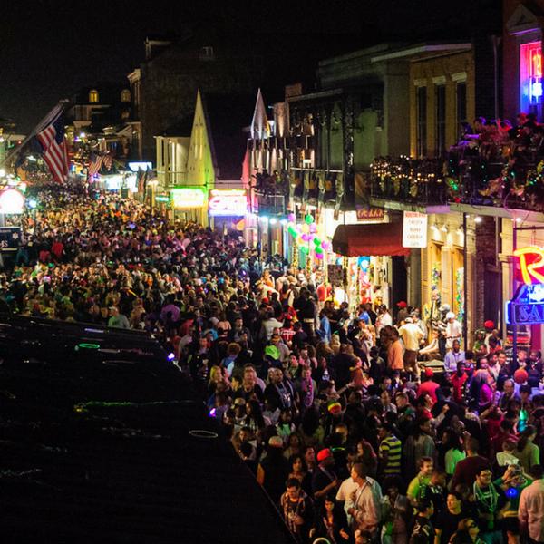 New Orleans NYE